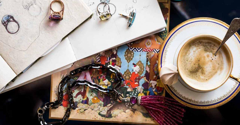 Sharon-Khazzam-gold-design-talajavaher-magazine